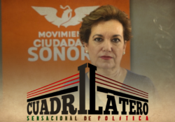 María Dolores pone orden en Movimiento Ciudadano