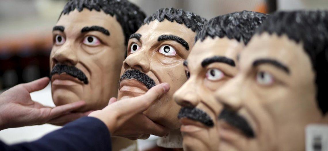 Se disfrazan de 'El Chapo' y son detenidos en Culiacán