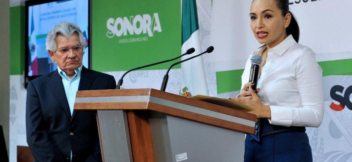 Es Sonora el mejor estado en el manejo de recursos públicos federales