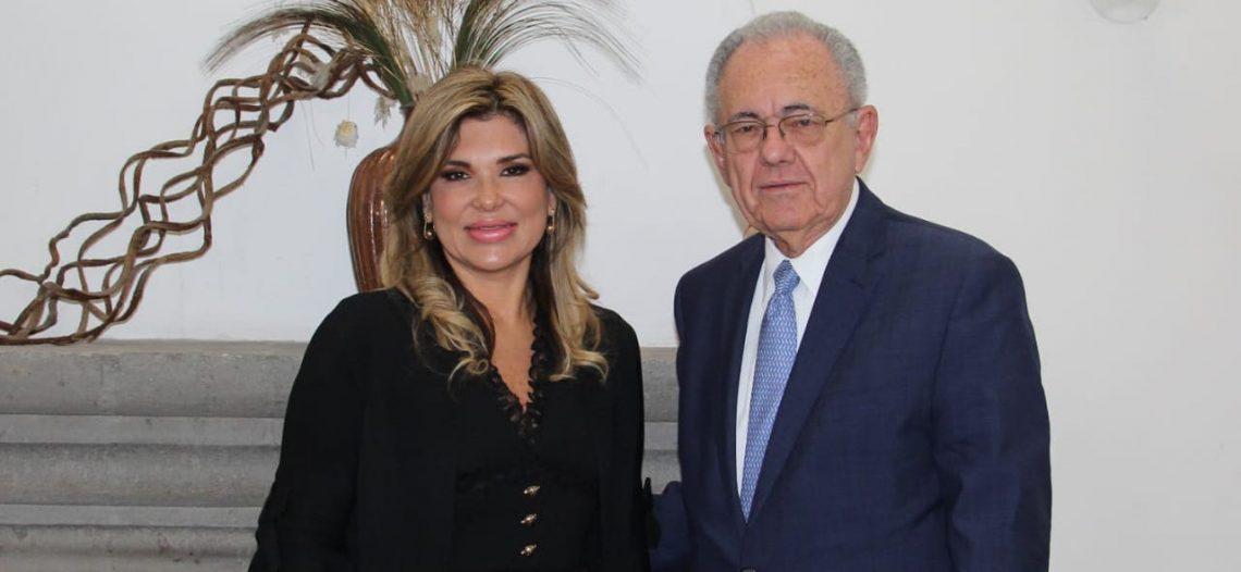 """Gestiona Gobernadora conclusión de la """"Cuatro Carriles"""""""