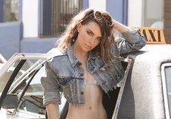 Encanta Belinda con nuevo look en Instagram