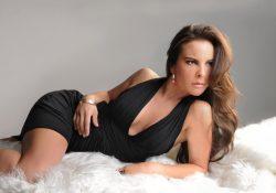 Kate del Castillo es la nueva conejita de Playboy
