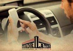 Primero retenes, ahora van contra conductores que usen celular