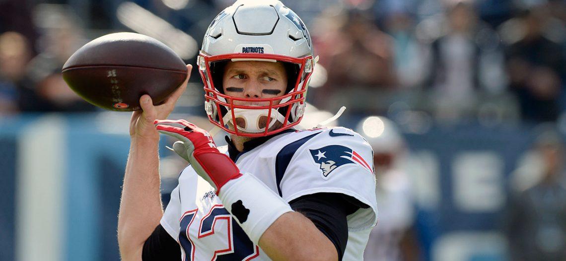Tom Brady vuelve a escribir su nombre en la historia