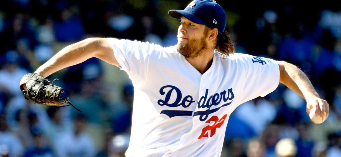 Kershaw firmó extensión con los Dodgers