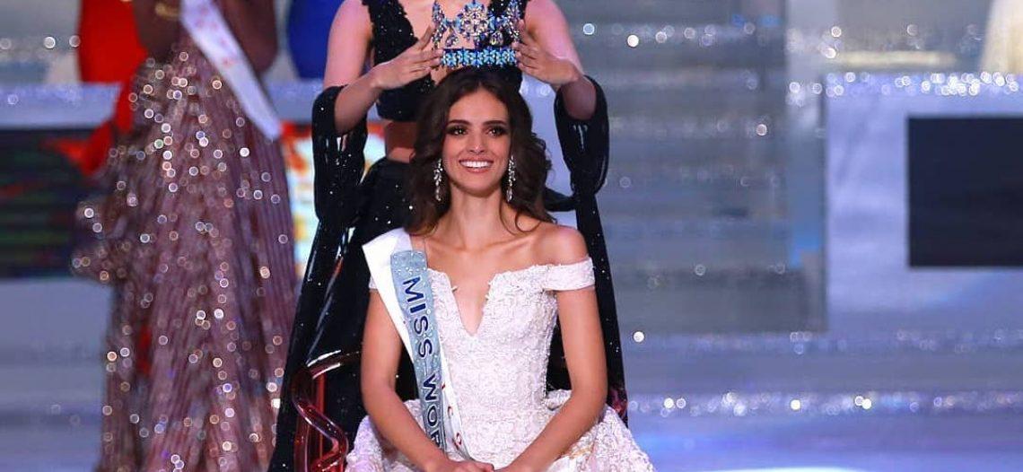 Vanessa Ponce de León es Miss Mundo 2018