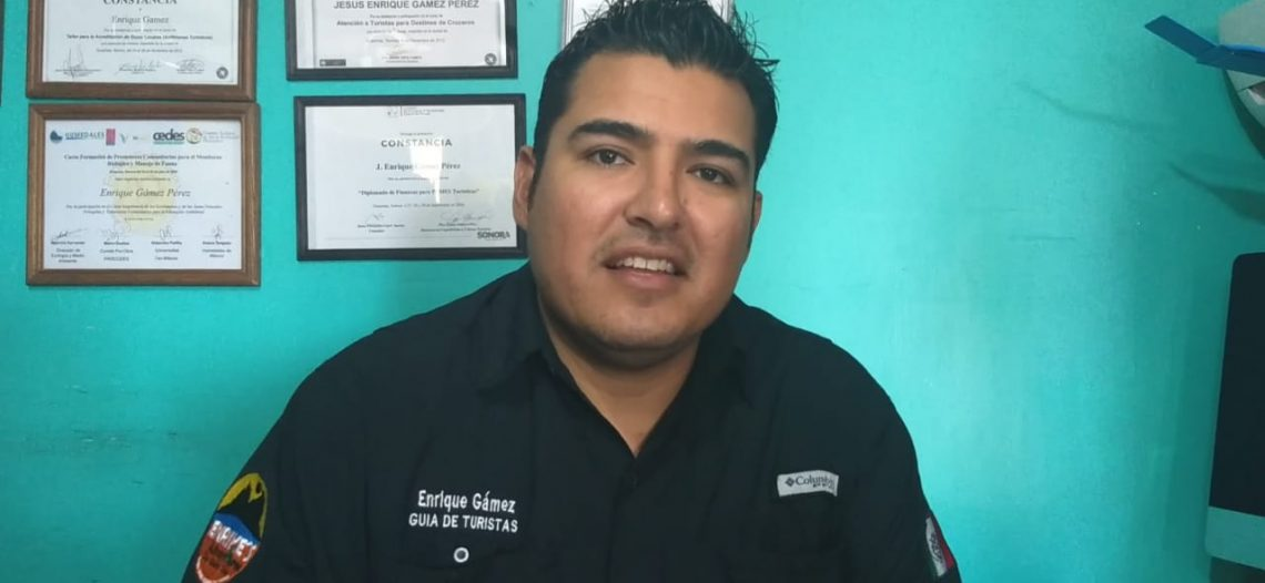 Busca residente y empresario de San Carlos, ser comisario del destino turístico