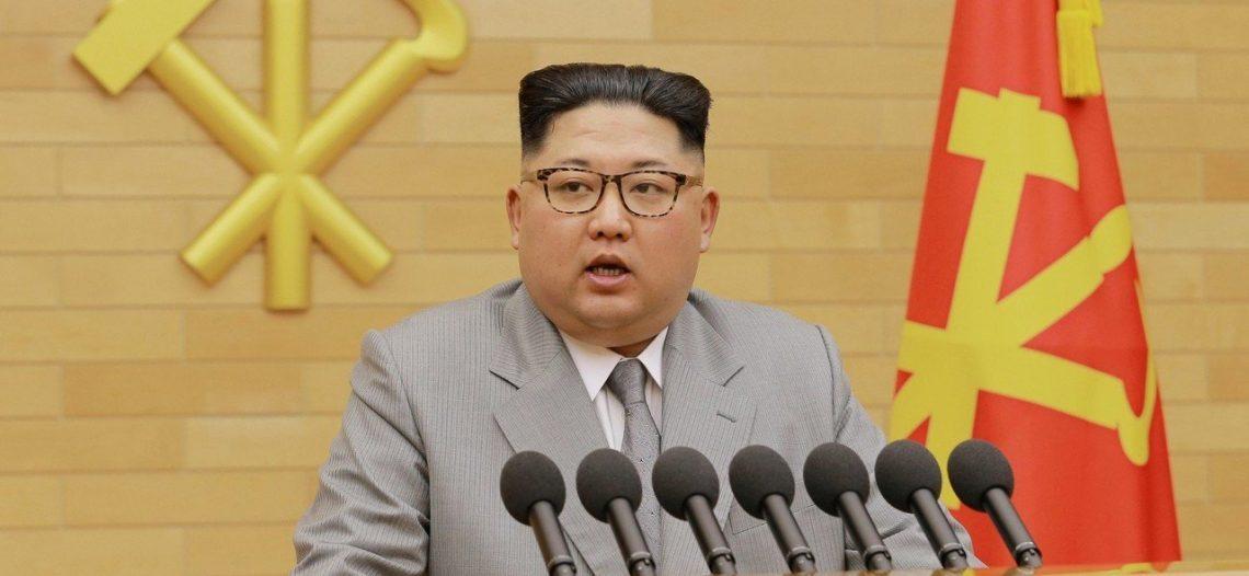 Kim Jong-un inicia visita a China
