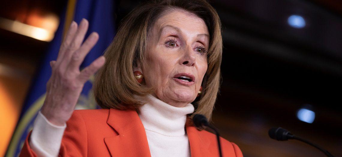 Nancy Pelosi, nueva presidenta de la Cámara Baja de EU
