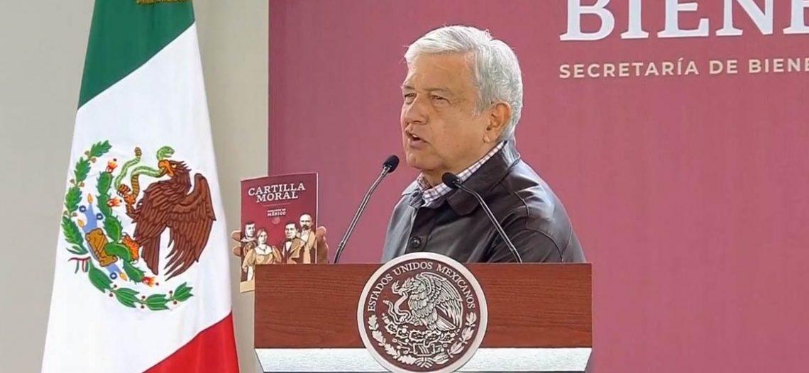 López Obrador pide a ciudadanos no proteger a huachicoleros