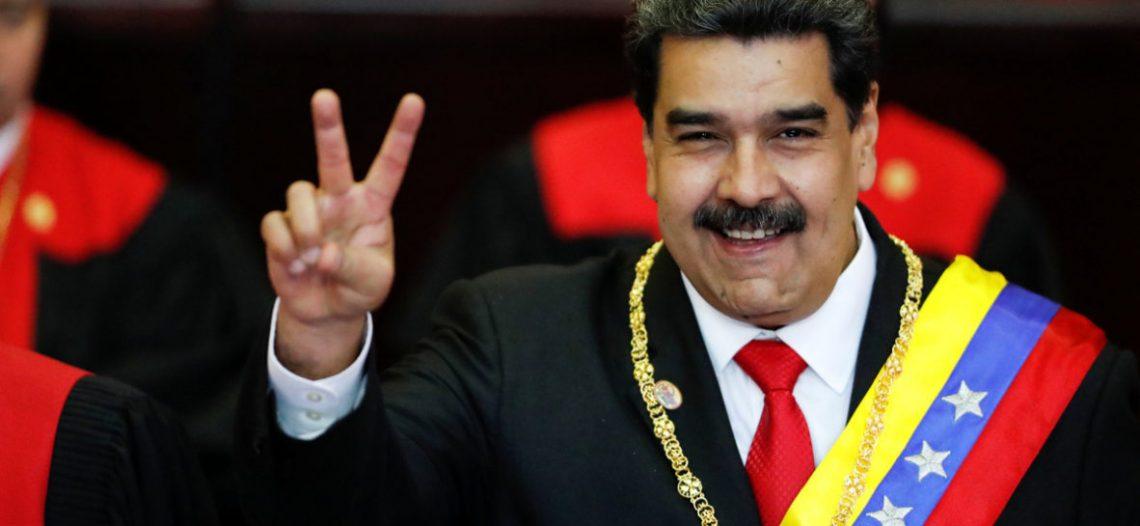 Maduro desata caos regional; asume segundo mandato