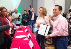 Ernesto de Lucas Hopkins asume la presidencia del PRI en Sonora