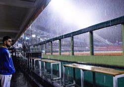 Suspenden juego en Jalisco por lluvia LMP