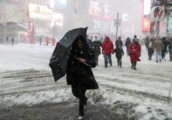 Tormenta invernal deja al menos 7 muertos en EU