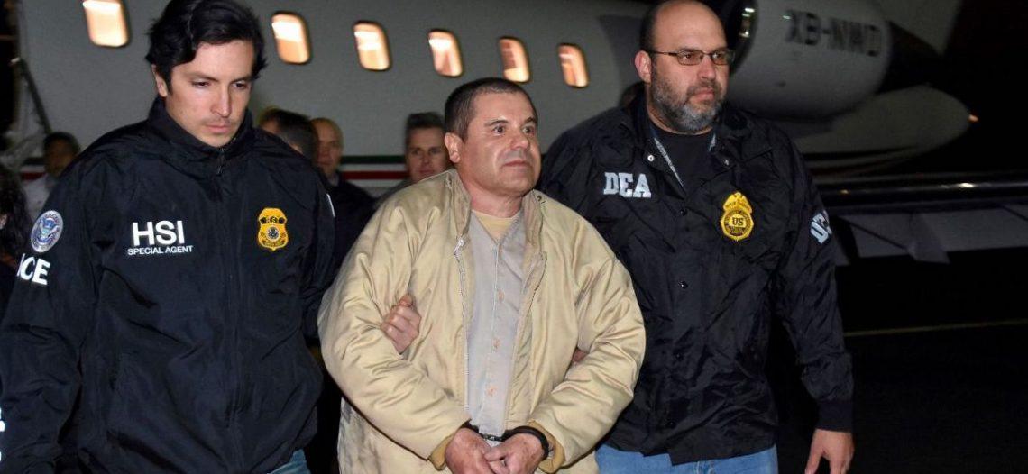 Declaran culpable a 'El Chapo' en EU; recibiría cadena perpetua