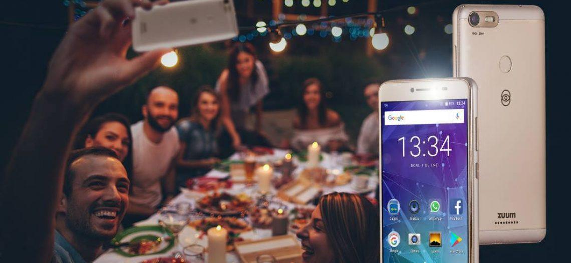 Conoce Zuum, el smartphone mexicano que tu bolsillo amará