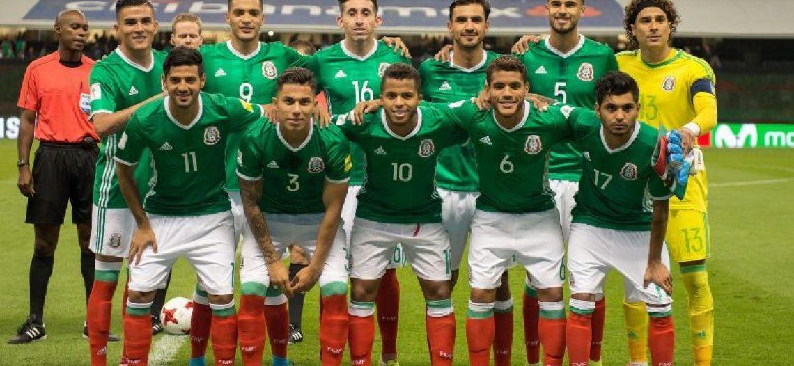 México se mantiene en el puesto 17 del Ranking FIFA