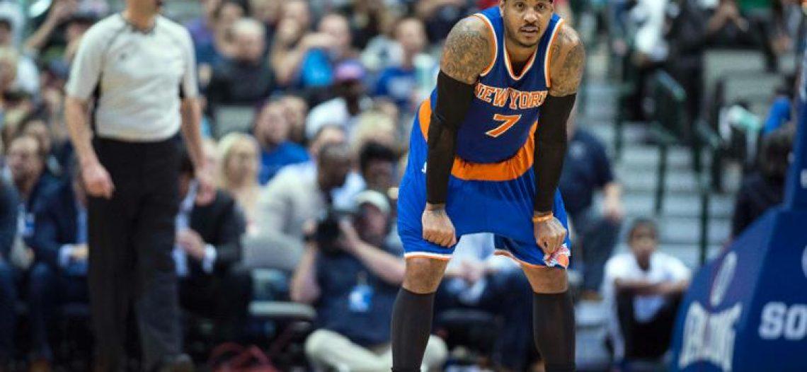 Knicks imponen marca de derrotas consecutivas en una temporada en su historia