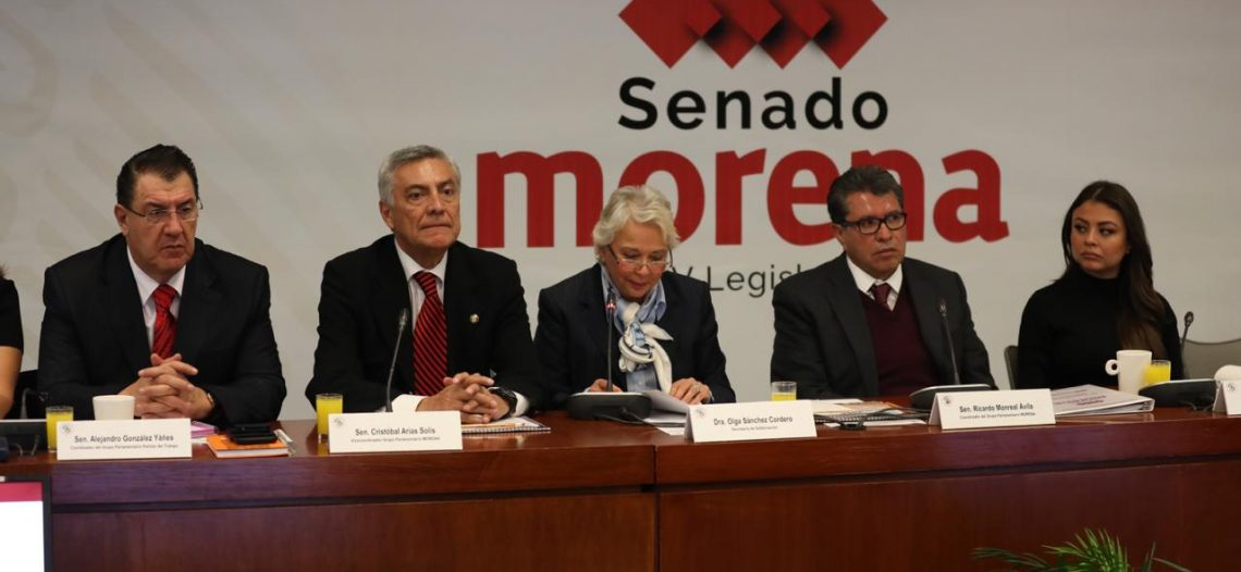 Reducirán cárcel a delatores de lavado; iniciativa de Morena