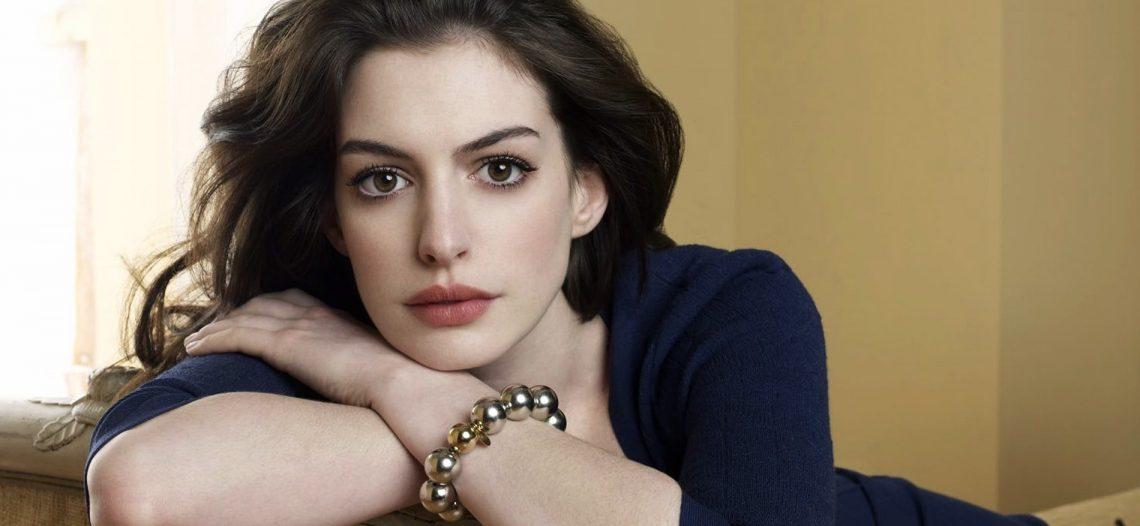 Anne Hathaway habla sobre sus problemas de ansiedad
