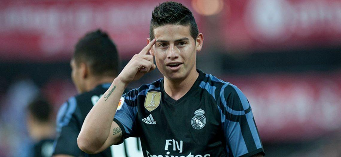 Si Bayern no compra a James, Real Madrid lo venderá por una cifra millonaria