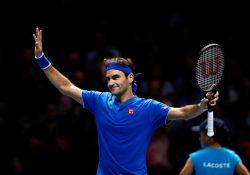 """Federer: """"Nunca jugué en un estadio de fútbol americano"""""""