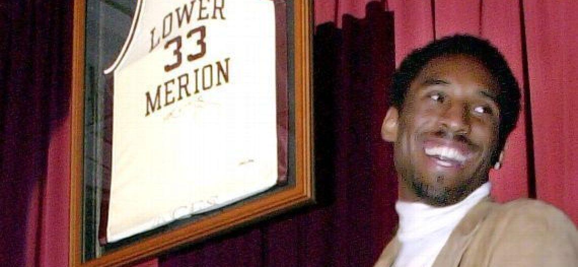 Fan chino de Kobe Bryant devuelve jersey que fue robado de Lower Merion