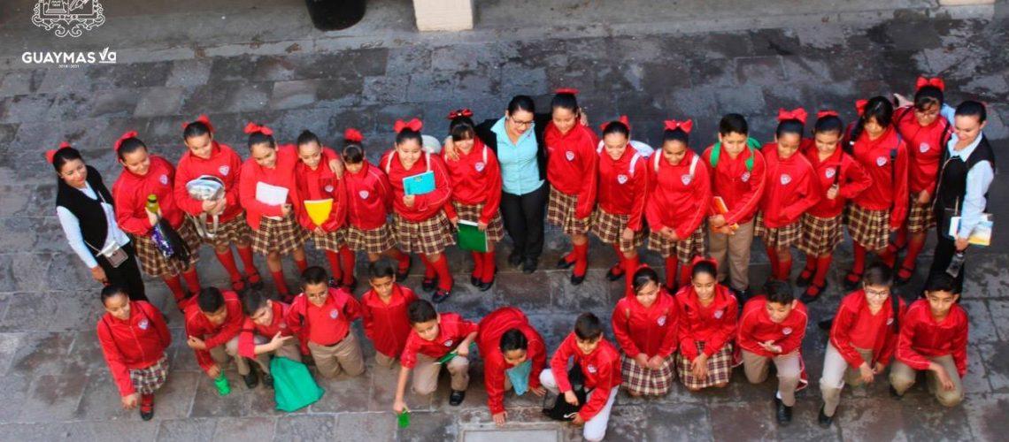 Alumnos del Colegio Concordia realizan visitas a sitios de interés