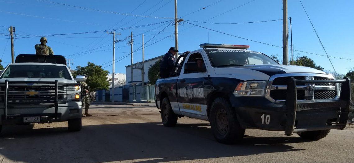 """Arranca operativo """"Tetabiate"""" en empalme; buscan fuerzas armadas """"enfriar"""" la ciudad rielera"""