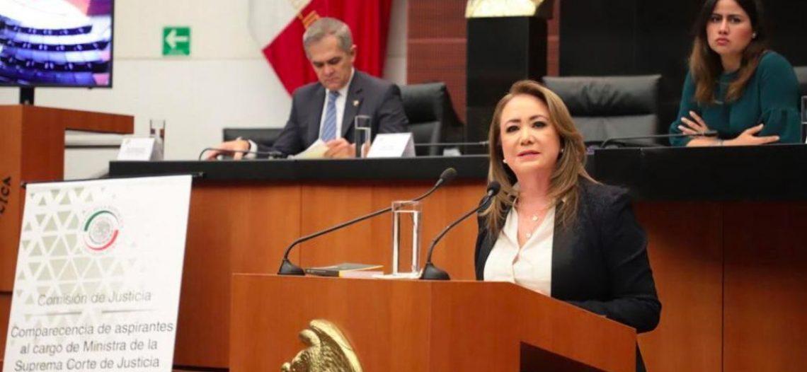 Yasmín Esquivel Mossa, nueva ministra de la Suprema Corte