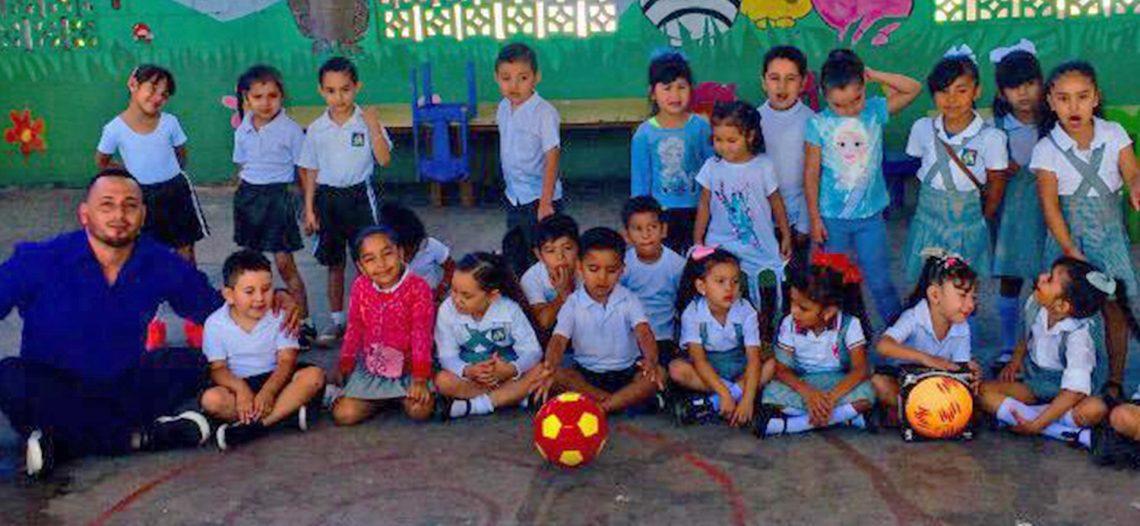 Con deporte, gobierno fortalece asistencia en Hogar Paz y Bien
