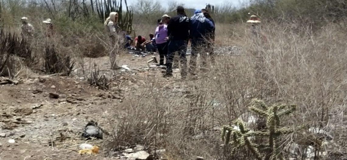 Sonora está entre las entidades con mayor número de sepulturas clandestinas