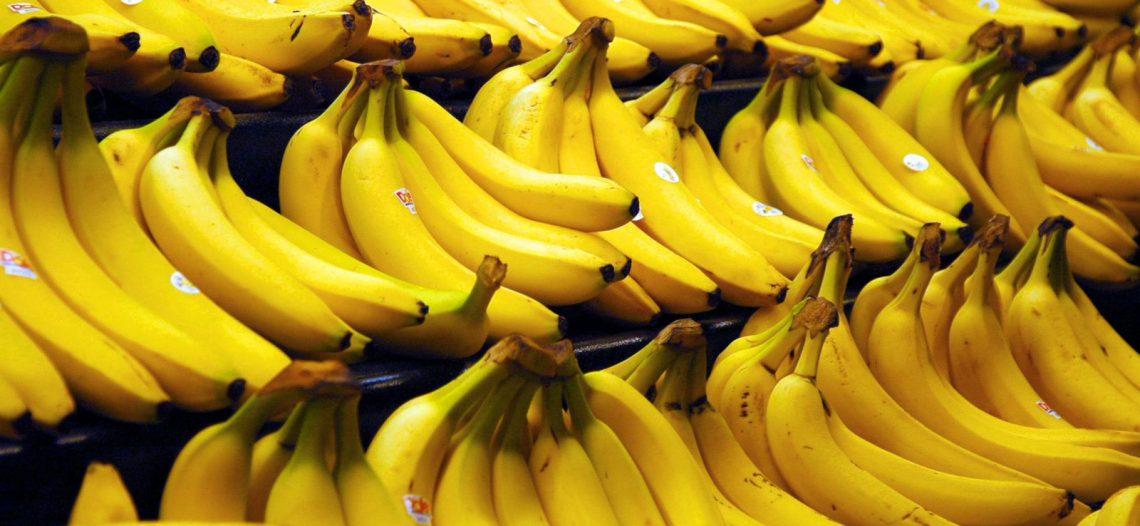 México y China firman acuerdo para exportar plátano