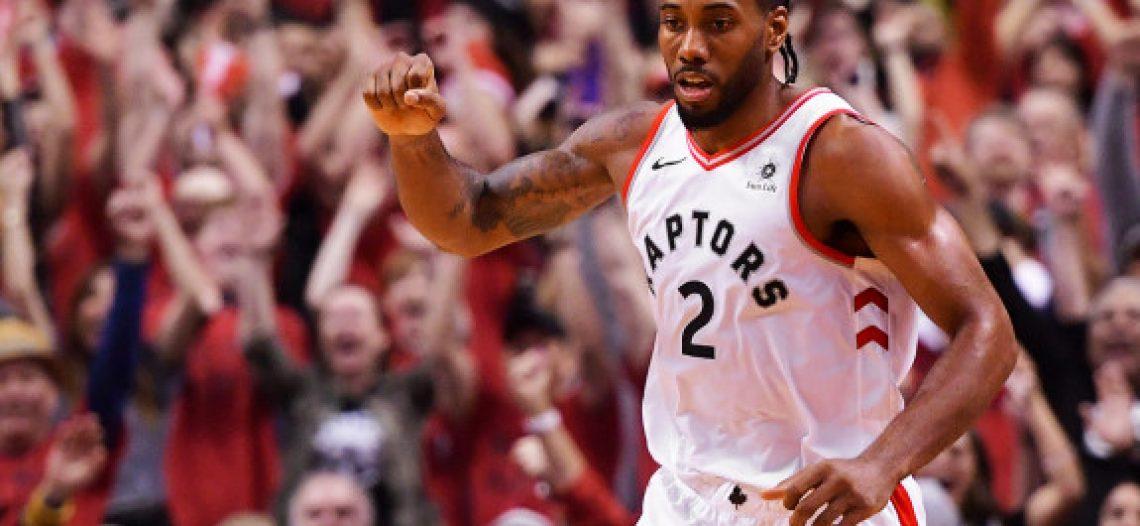 Primera de tres oportunidades para coronarse de Raptors