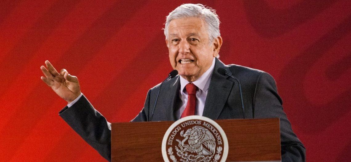 Ofrece López Obrador su mensaje matutino