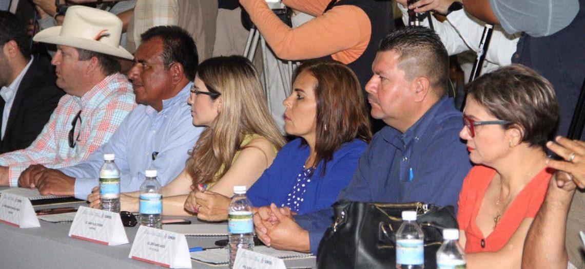 Firma convenio Guaymas con Mariana Trinitaria para impulsar obra