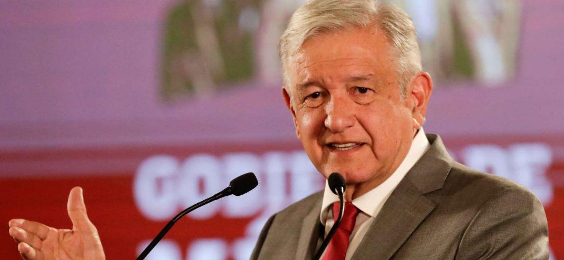 López Obrador pide unión para defender soberanía