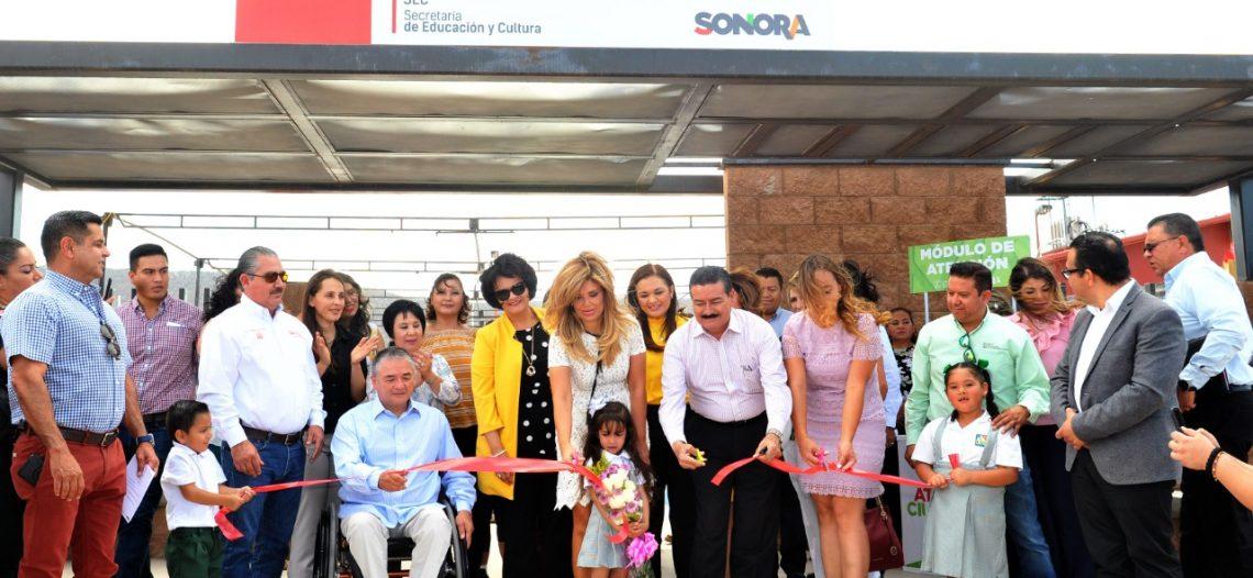 """Entrega Gobernadora instalaciones del preescolar Nueva Creación """"Bicentenario"""""""