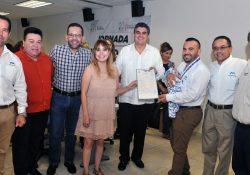 Lleva Secretaría de Gobierno servicios a trabajadores de Maquilas Tetakawi