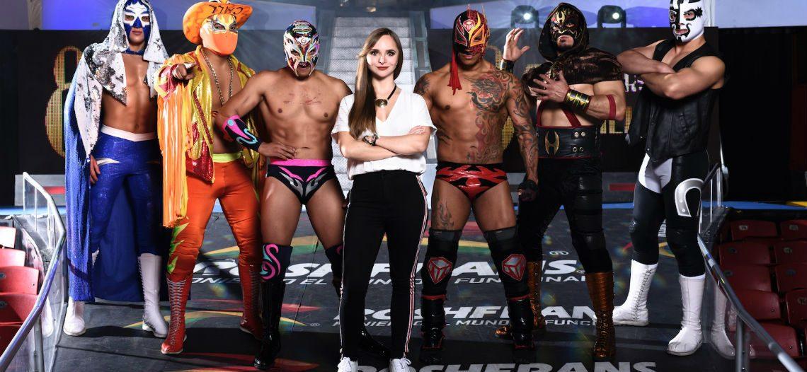 Sofía Alonso será la nueva presidenta del CMLL