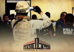 Retiran armas a agentes policiacos de Guaymas