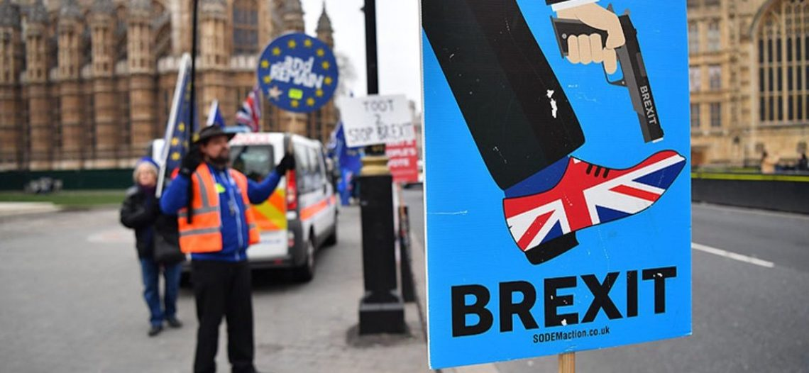 Exigen un segundo referéndum por Brexit