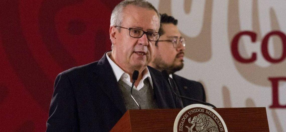 Carlos Urzúa renuncia a la Secretaría de Hacienda