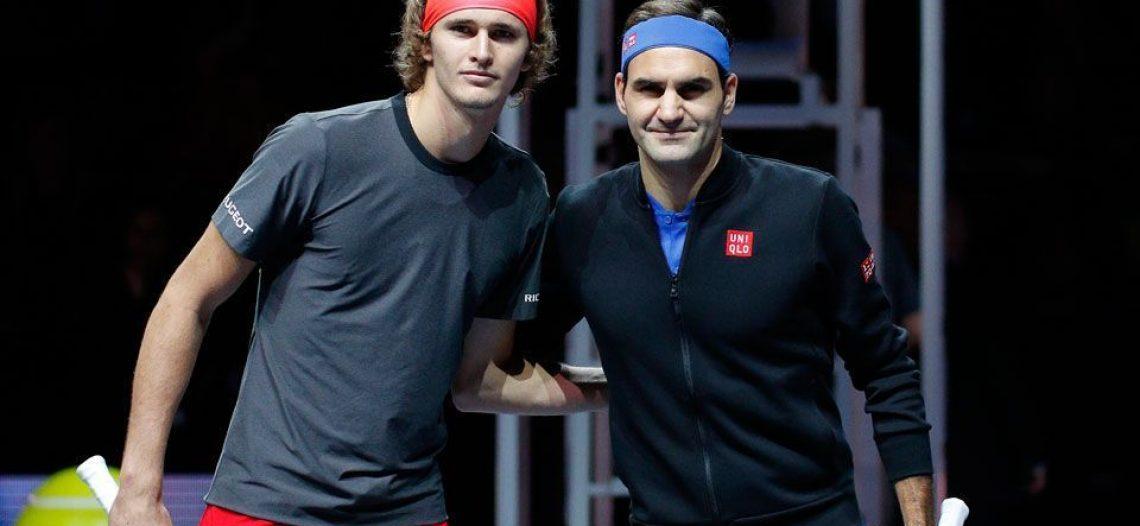 Se agotan boletos Federer vs Zverev; reventa quintuplica su precio