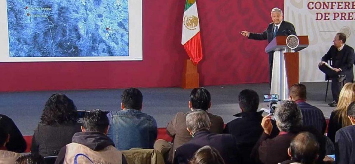 Rechaza López Obrador ayuda de Trump en caso LeBarón