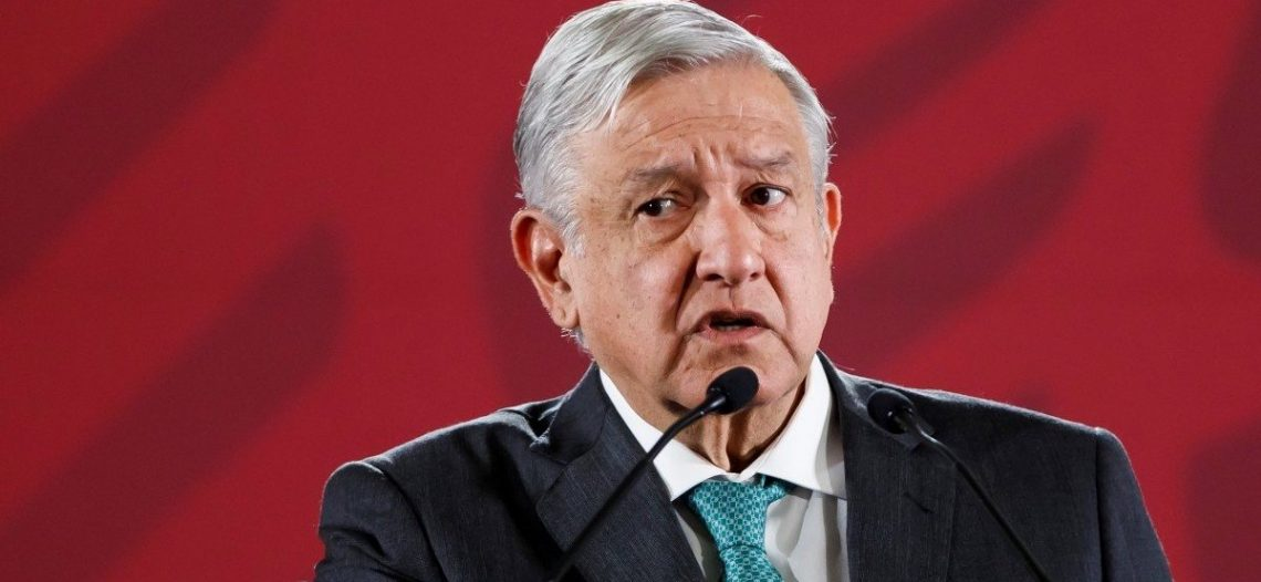López Obrador garantiza derecho de manifestación y de prensa