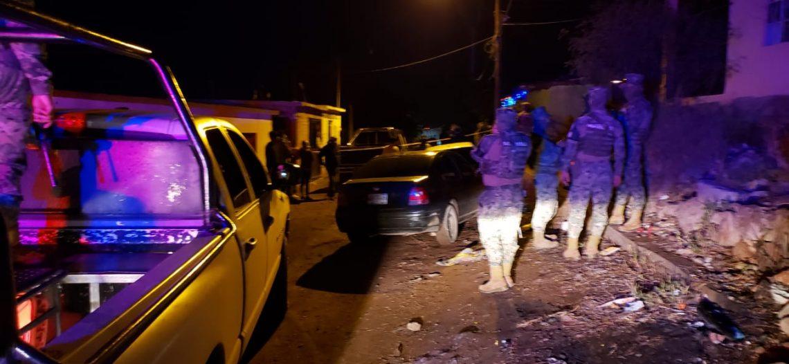 Jornada sangrienta deja 5 muertos y un herido en Guaymas y Empalme