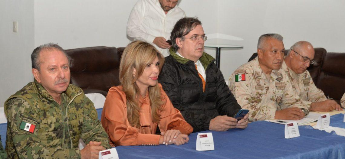 Coordinan esfuerzos Estado y Federación ante hechos ocurridos en la sierra de Sonora y Chihuahua