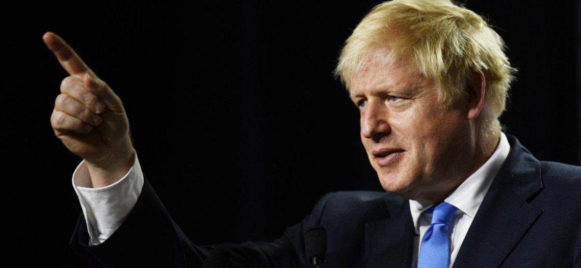 Johnson promete Brexit tras elecciones