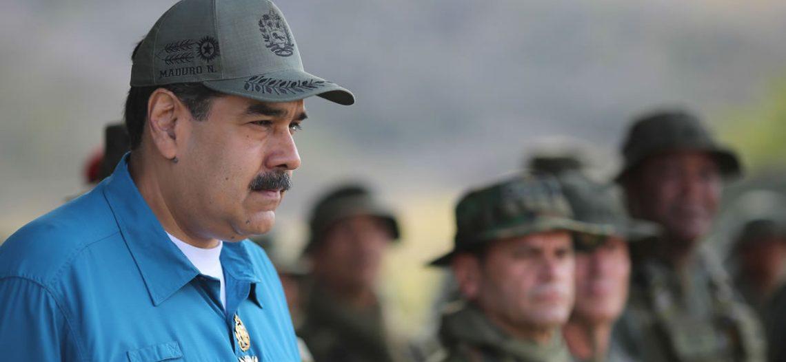 Maduro activa alerta por supuesto plan de ataque de EU